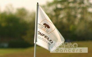 Tumbao Show im Golfclub