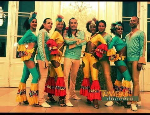 Salsa Show Wien