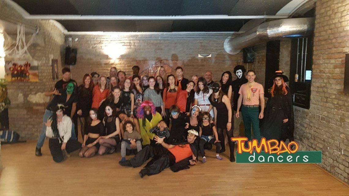 Halloween Party im Tumbao Dance Studio