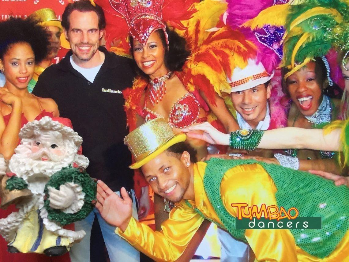Samba Christmas