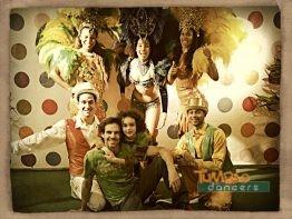 Samba Tänzerinnen