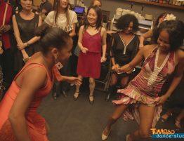 Salsa Tanztrainerinnen