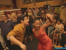 Salsa Party Performance