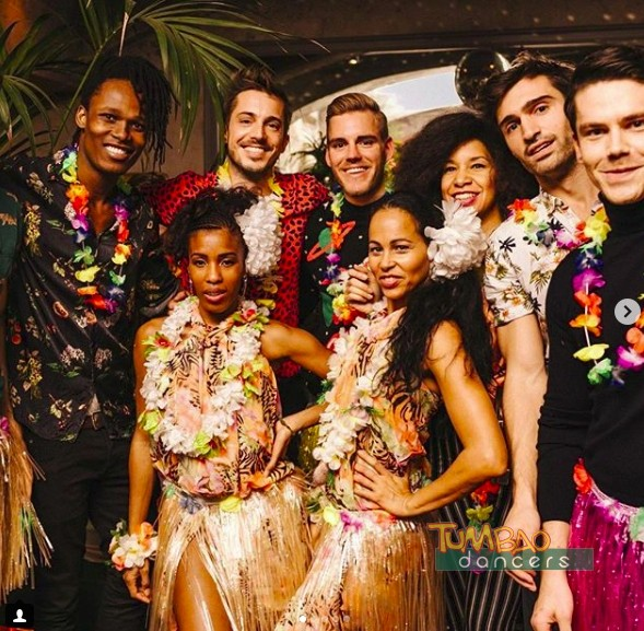 Hawaii Dance Girls