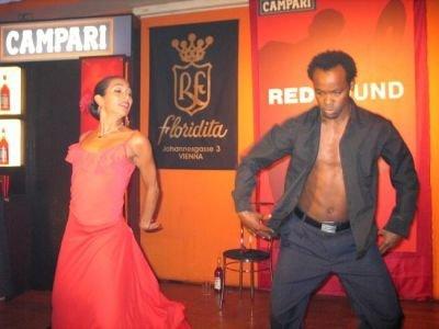 Salsa Tanzpaar Wien