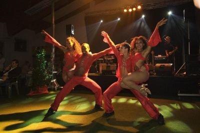 Salsa Show Gruppe