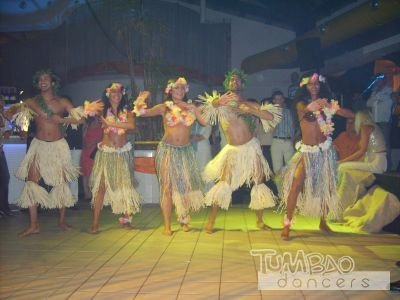 Hawaii Tanzshow