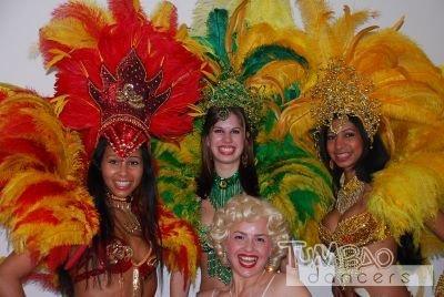 Samba Tänzerinnen Wien