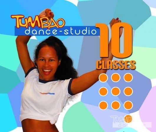 Zumba 10er Block