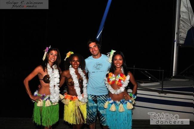 Hula Show Gruppe