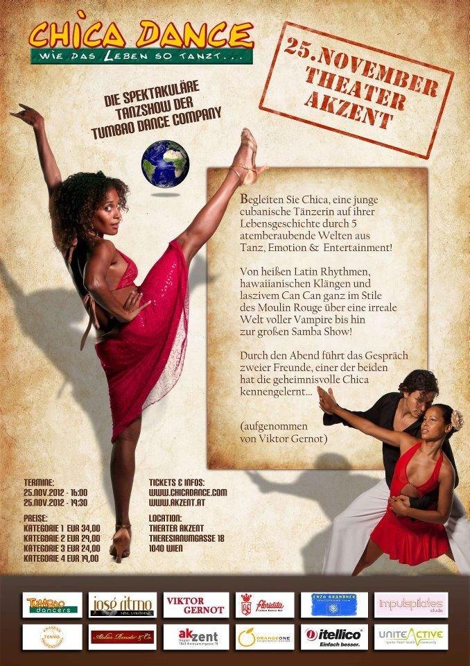 Chica Dance - wie das Leben so tanzt