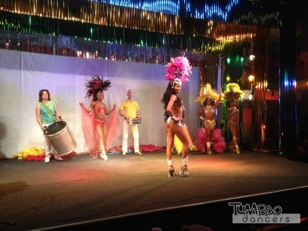 Samba Show Tumbao Dance Company