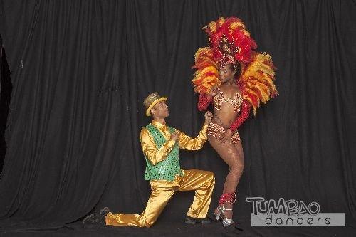 Samba Tänzer