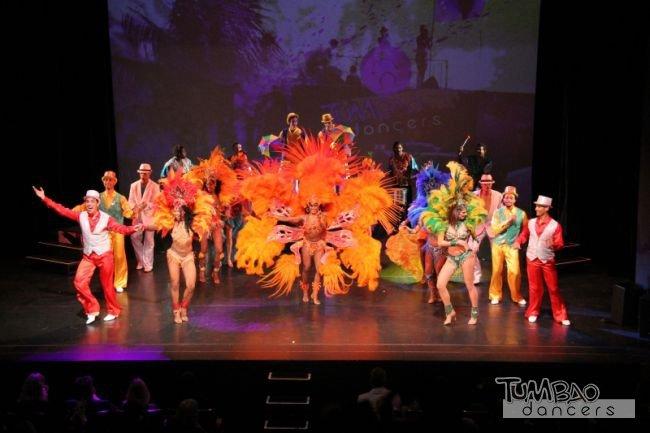 Samba Brasil Show by Tumbao Dance Company