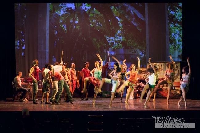 Salsa Show by Tumbao Dance Company