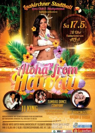 Hawaii Show by Tumbao Dance Company