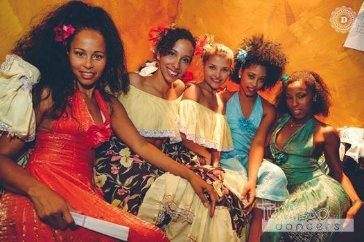 Latin Show by Tumbao Dance Company