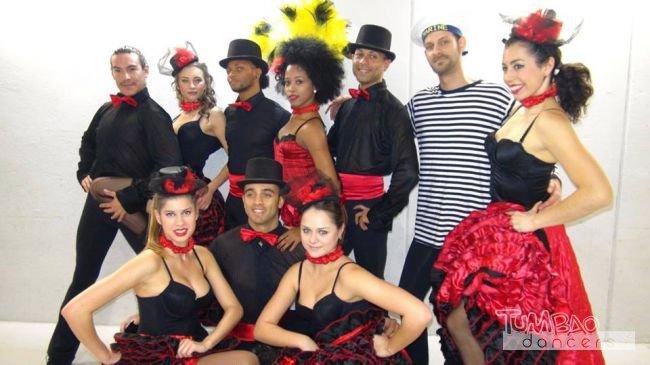 Can Can Show Tumbao Dance Company