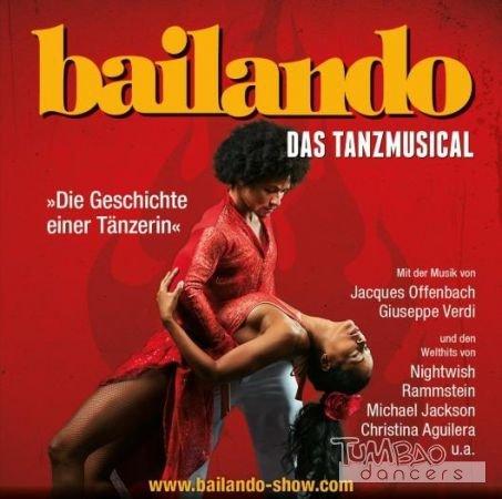 Bailando Plakat - Graz
