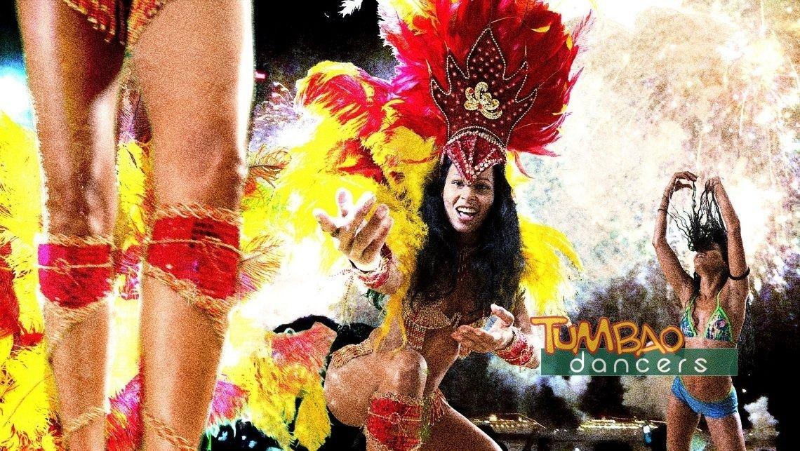 Samba Tänzerin Österreich