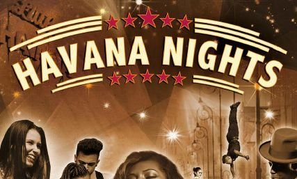Plakat Havana Nights