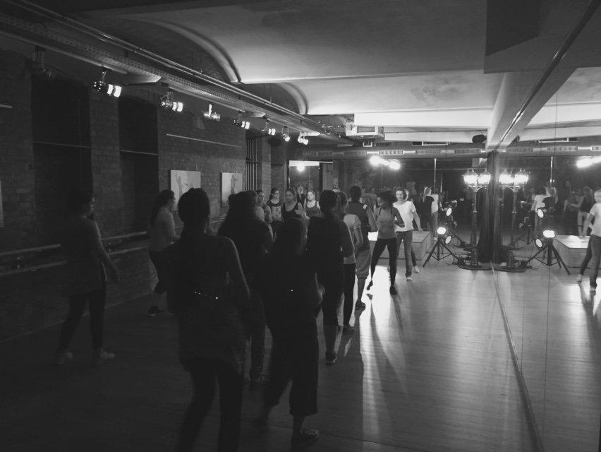 Tanzraum Zumba