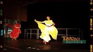 Tänzerin aus Venezuela