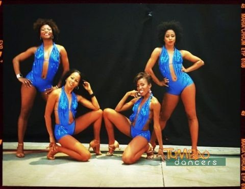 Salsa Showtanzgruppe