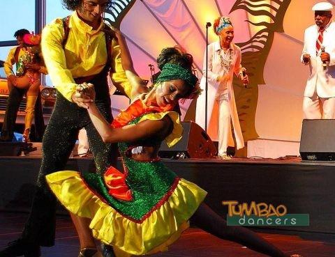 Salsa Tanzpaar