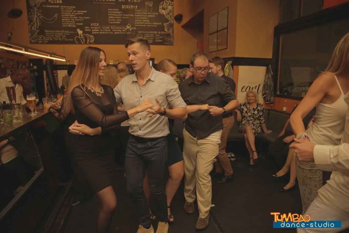 Salsa Tanzen Wien