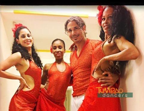 Salsa Tänzer Wien