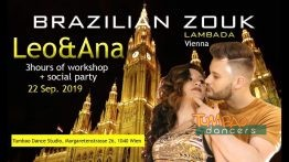 Zouk Workshop Wien