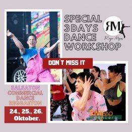 Tanzworkshop Wien
