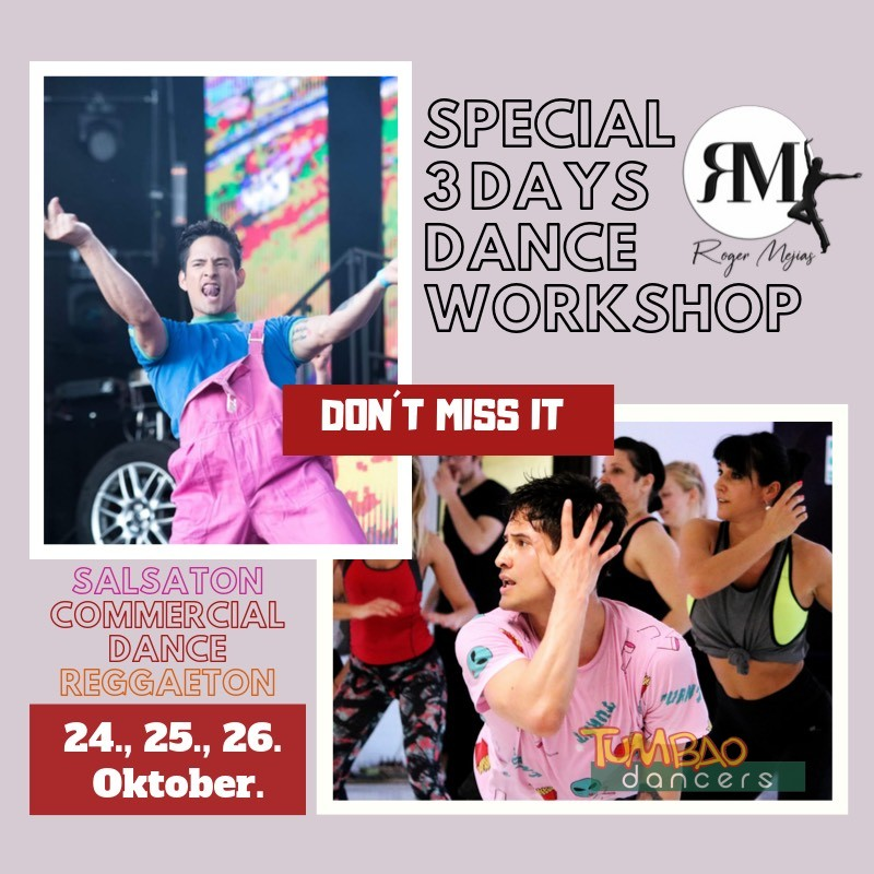 Tanzworkshop Wien