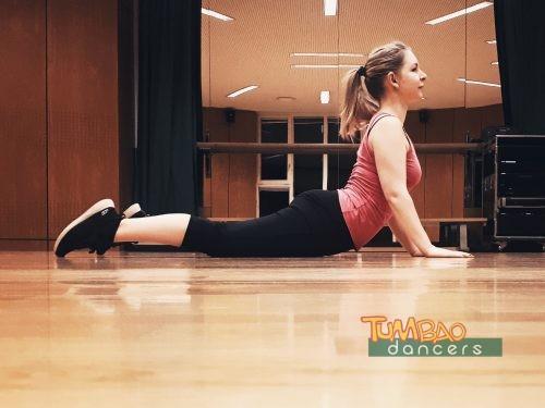 Stretching im Tumbao