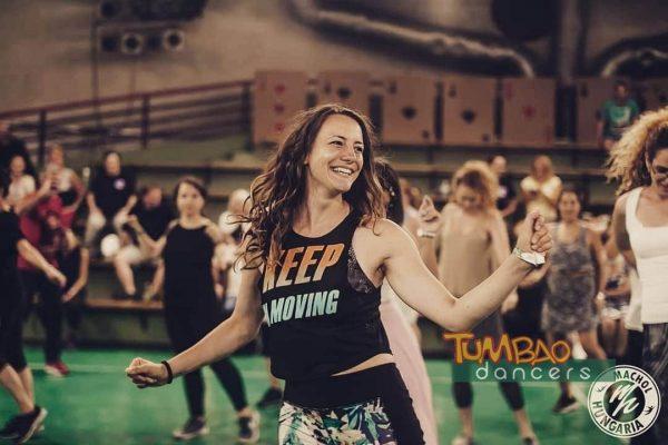 Israelischer Tanz im Tumbao Dance Studio