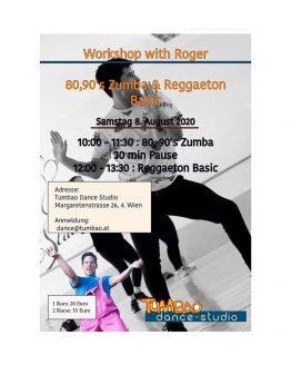 Zumba Workshop