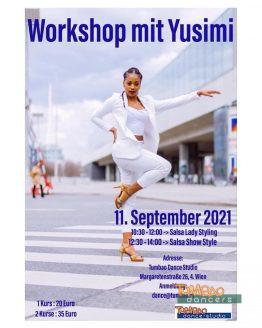 Salsa Workshop Wien